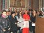 Corale 60° proclamazione NS Boschetto patrona di Camogli 2015