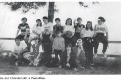 Gita Monte portofino 1999