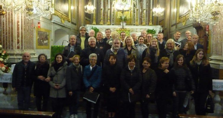 Festeggiata Santa Cecilia al Santuario