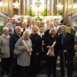 Giubileo degli Sposi nel 5° Centenario dell'apparizione di NS del Boschetto per i matrimoni dal 1958 al 1977