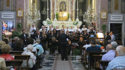 Al Santuario del Boschetto concerto e nuova illuminazione